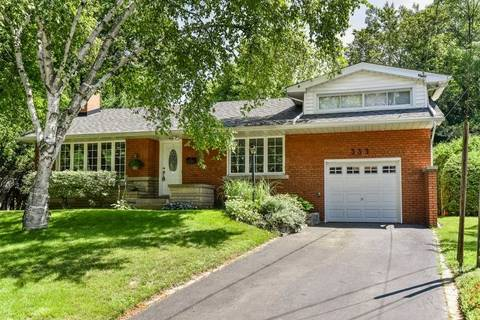 House for sale at 533 Oneida Dr Burlington Ontario - MLS: W4538218