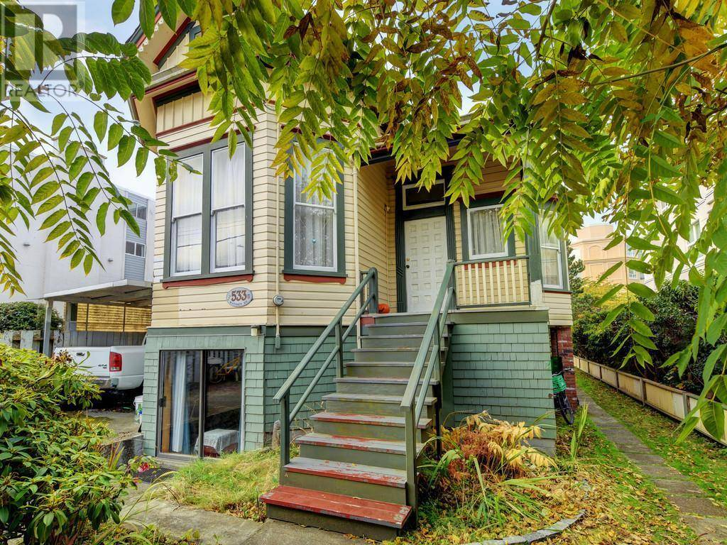 House for sale at 533 Rithet St Victoria British Columbia - MLS: 417515