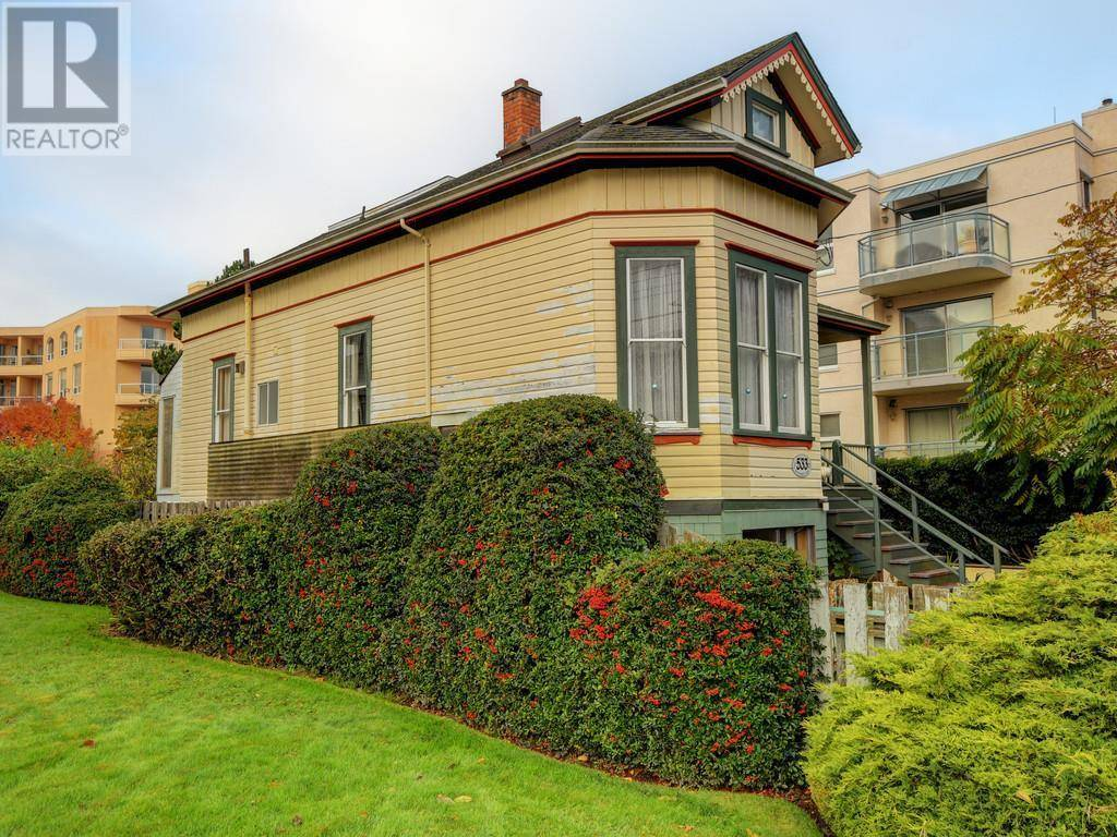 House for sale at 533 Rithet St Victoria British Columbia - MLS: 420096