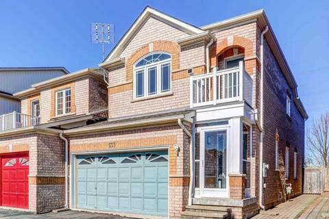 Residential property for sale at 533 Rossellini Dr Mississauga Ontario - MLS: W4392052