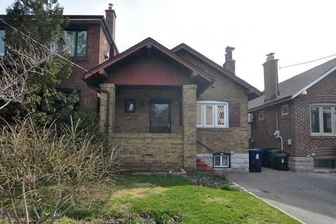House for sale at 533 Rushton Rd Toronto Ontario - MLS: C4414541