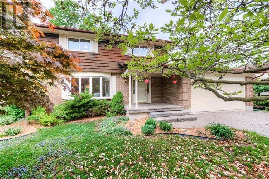 House for sale at 533 Twin Oaks Cres Waterloo Ontario - MLS: 30800876