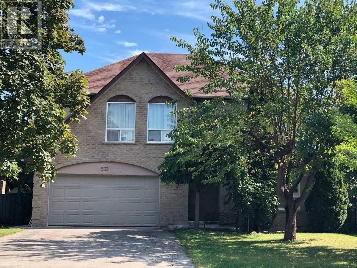 House for sale at 533 Vanier Dr Milton Ontario - MLS: W4582235