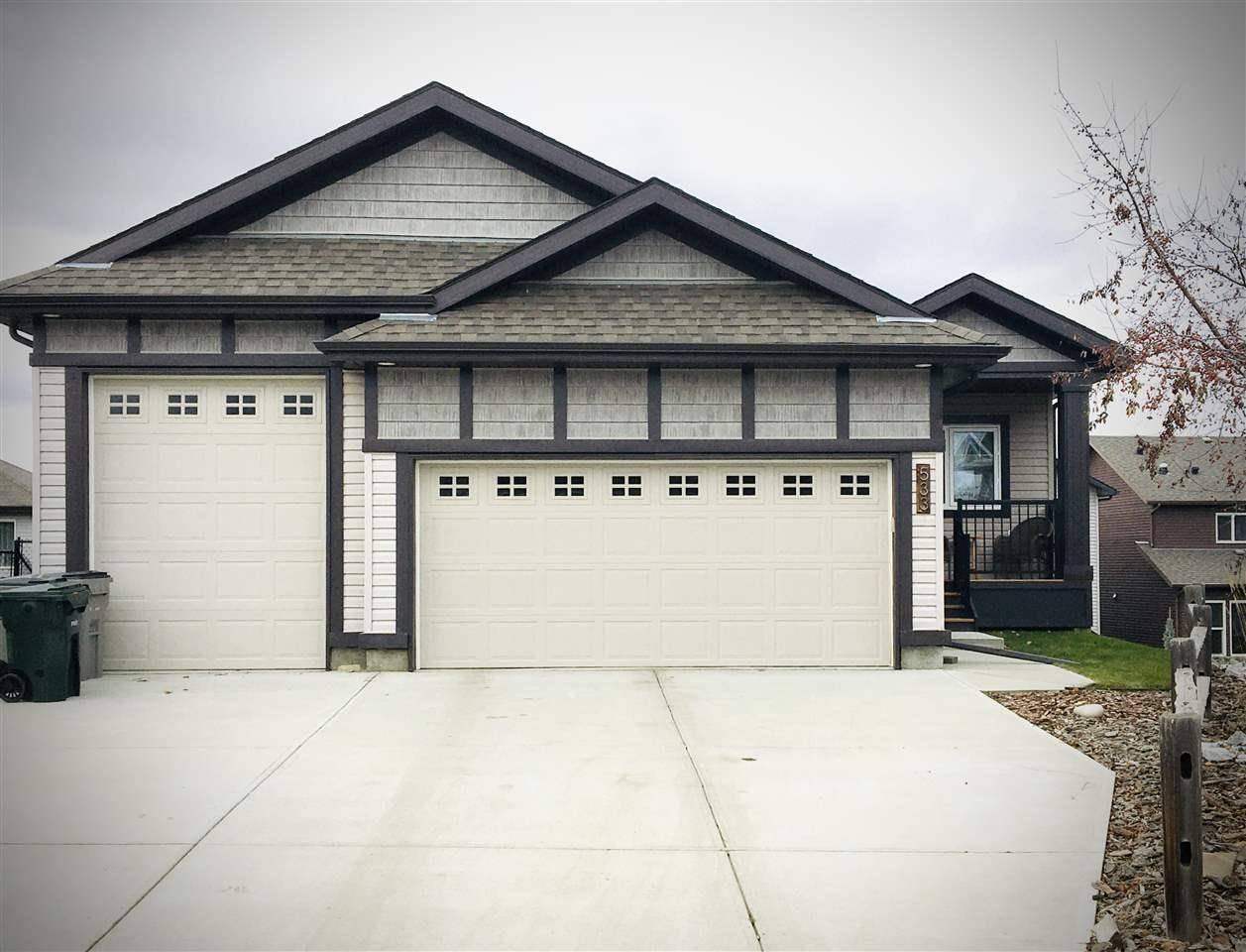 House for sale at 533 Westerra Blvd Stony Plain Alberta - MLS: E4179738