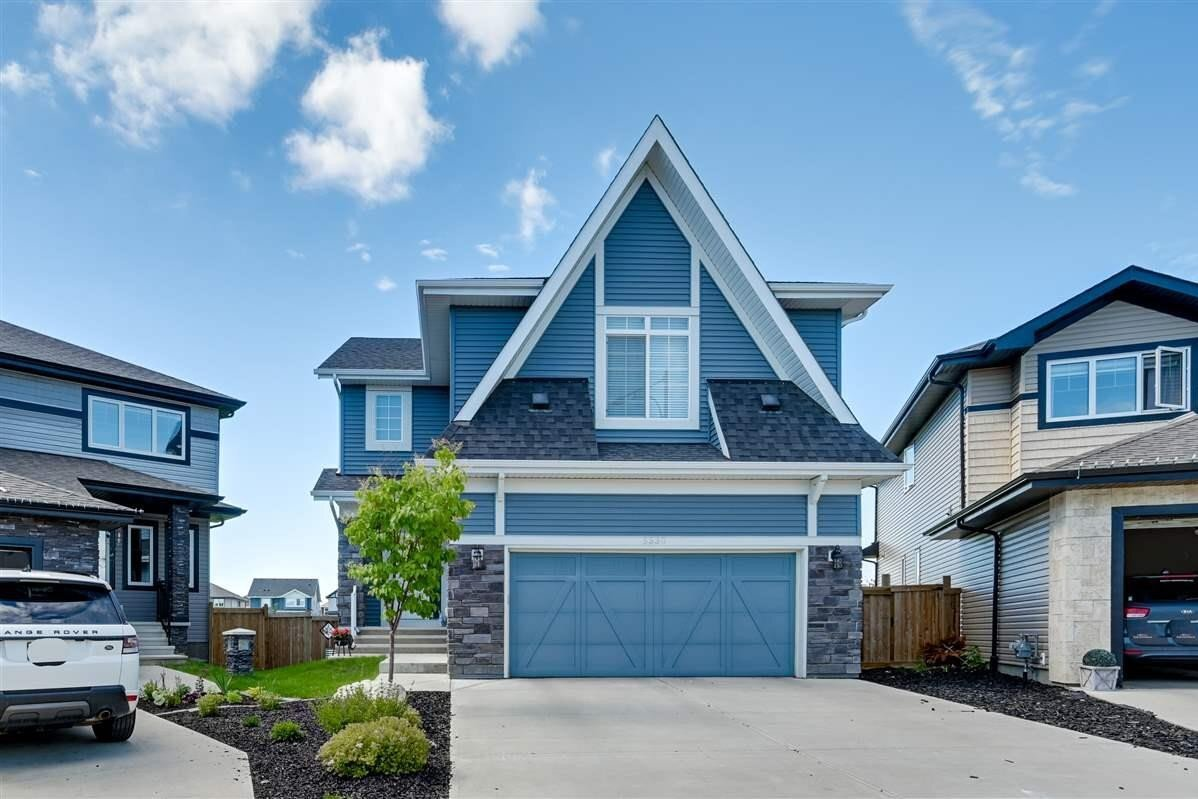 House for sale at 5330 21a Av SW Edmonton Alberta - MLS: E4222115