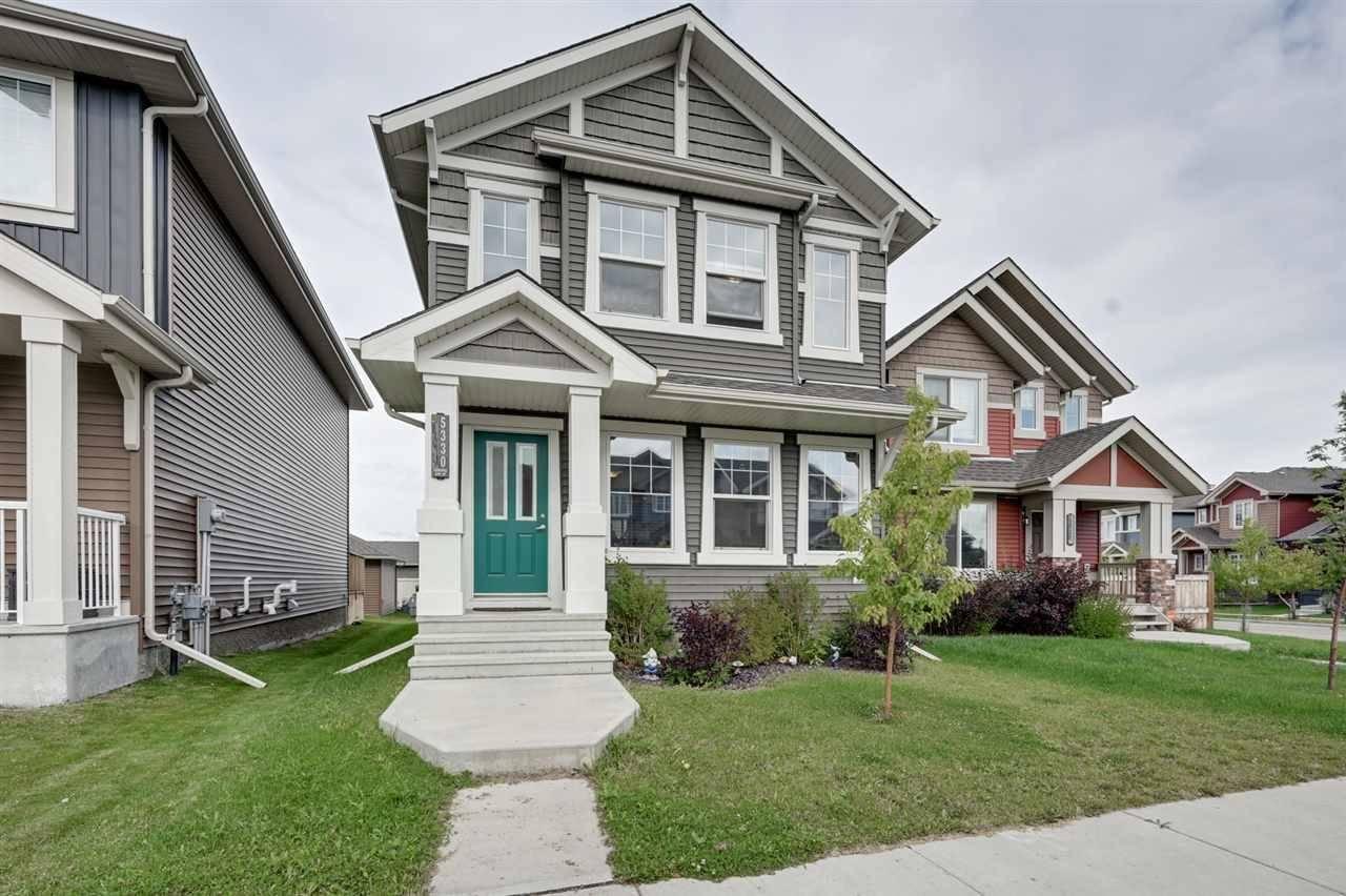 House for sale at 5330 Crabapple Lo  Sw Edmonton Alberta - MLS: E4183619