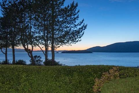House for sale at 5330 Seaside Pl West Vancouver British Columbia - MLS: R2347274