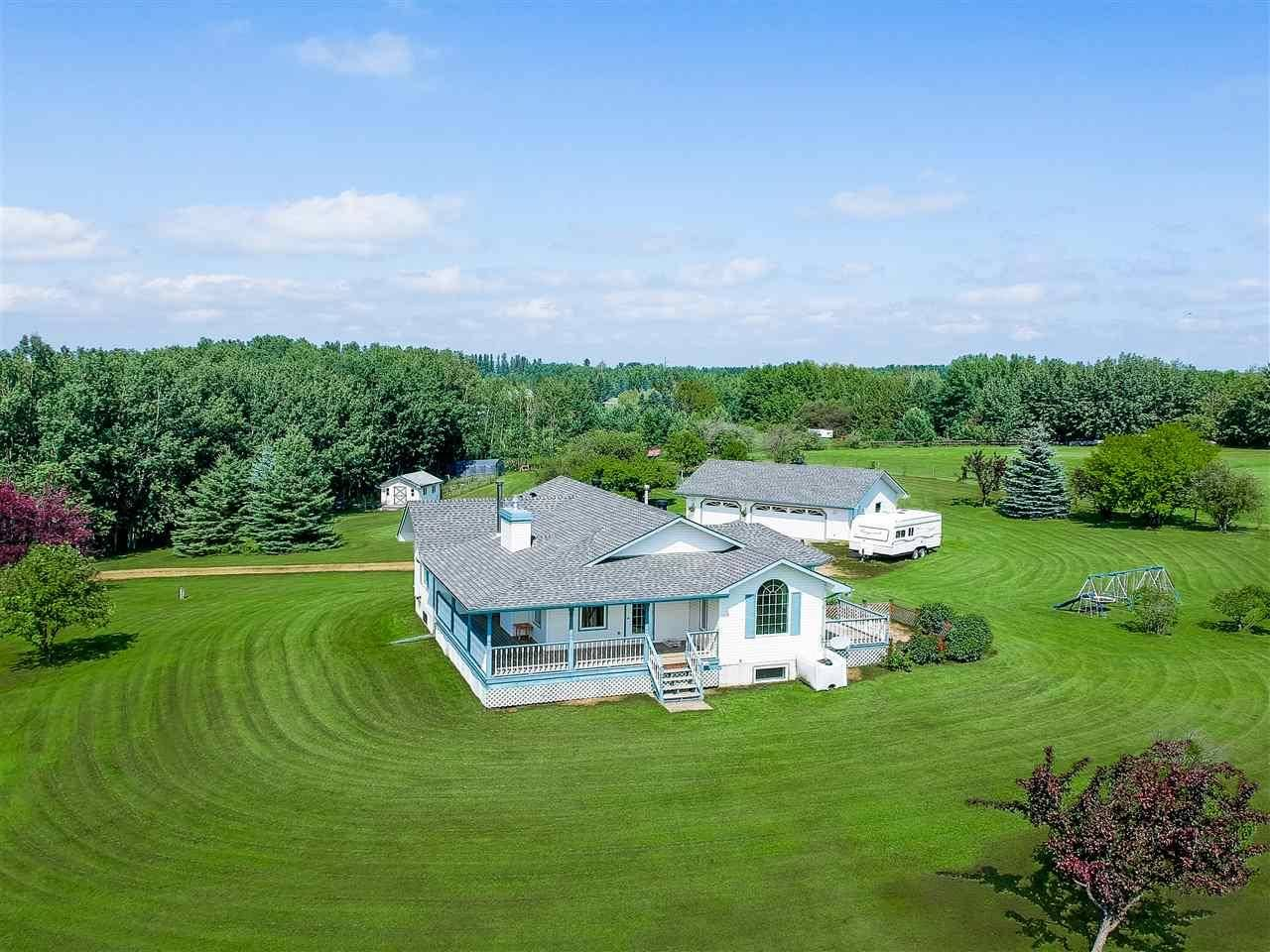 House for sale at 53304 Rge Rd Rural Parkland County Alberta - MLS: E4168382