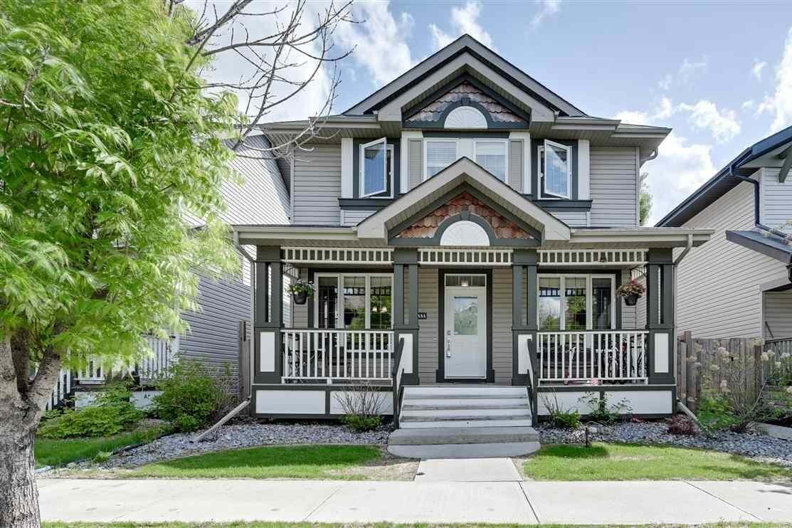House for sale at 5331 Terwillegar Bv NW Edmonton Alberta - MLS: E4200950