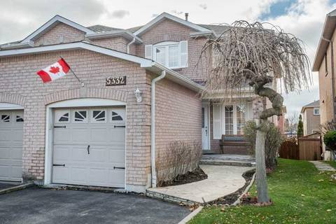 Townhouse for sale at 5332 Bullrush Dr Mississauga Ontario - MLS: W4644520