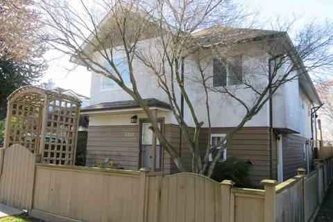 House for sale at 5333 Ross St Vancouver British Columbia - MLS: R2339924