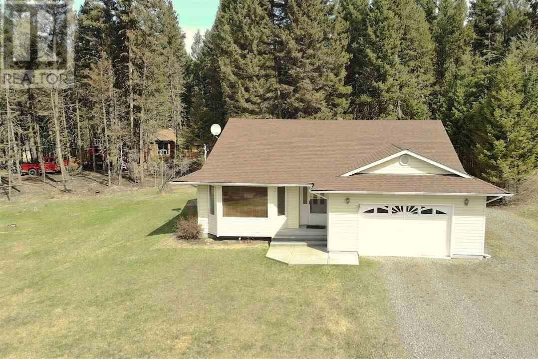 House for sale at 5335 Meesquonas Tr 100 Mile House British Columbia - MLS: R2430781
