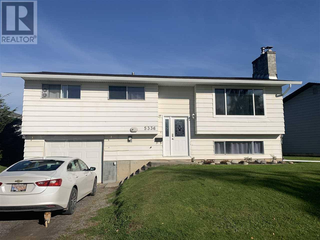 House for sale at 5336 Mountain Vista Dr Terrace British Columbia - MLS: R2413570