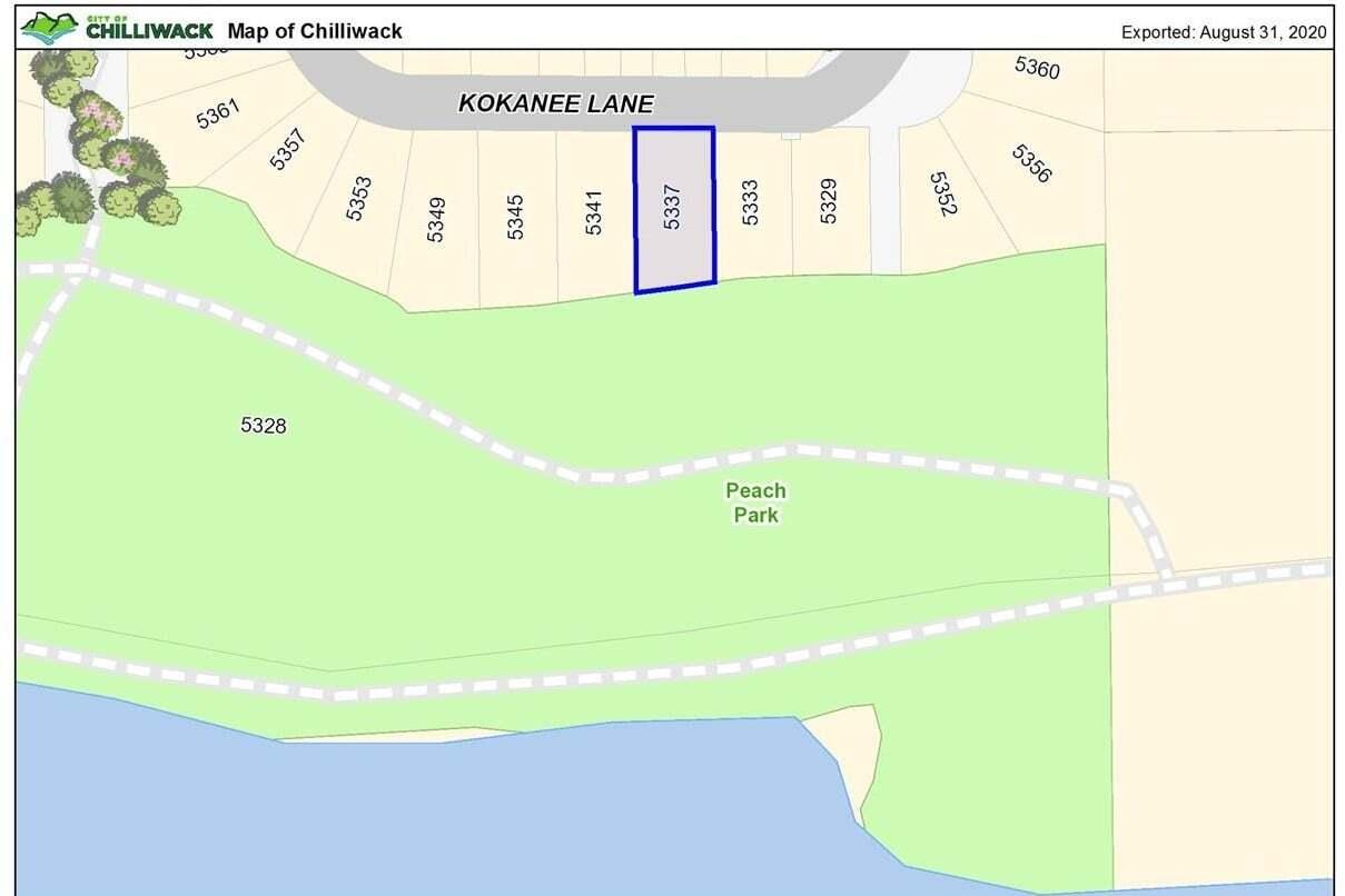 Home for sale at 5337 Kokanee Ln Chilliwack British Columbia - MLS: R2492272