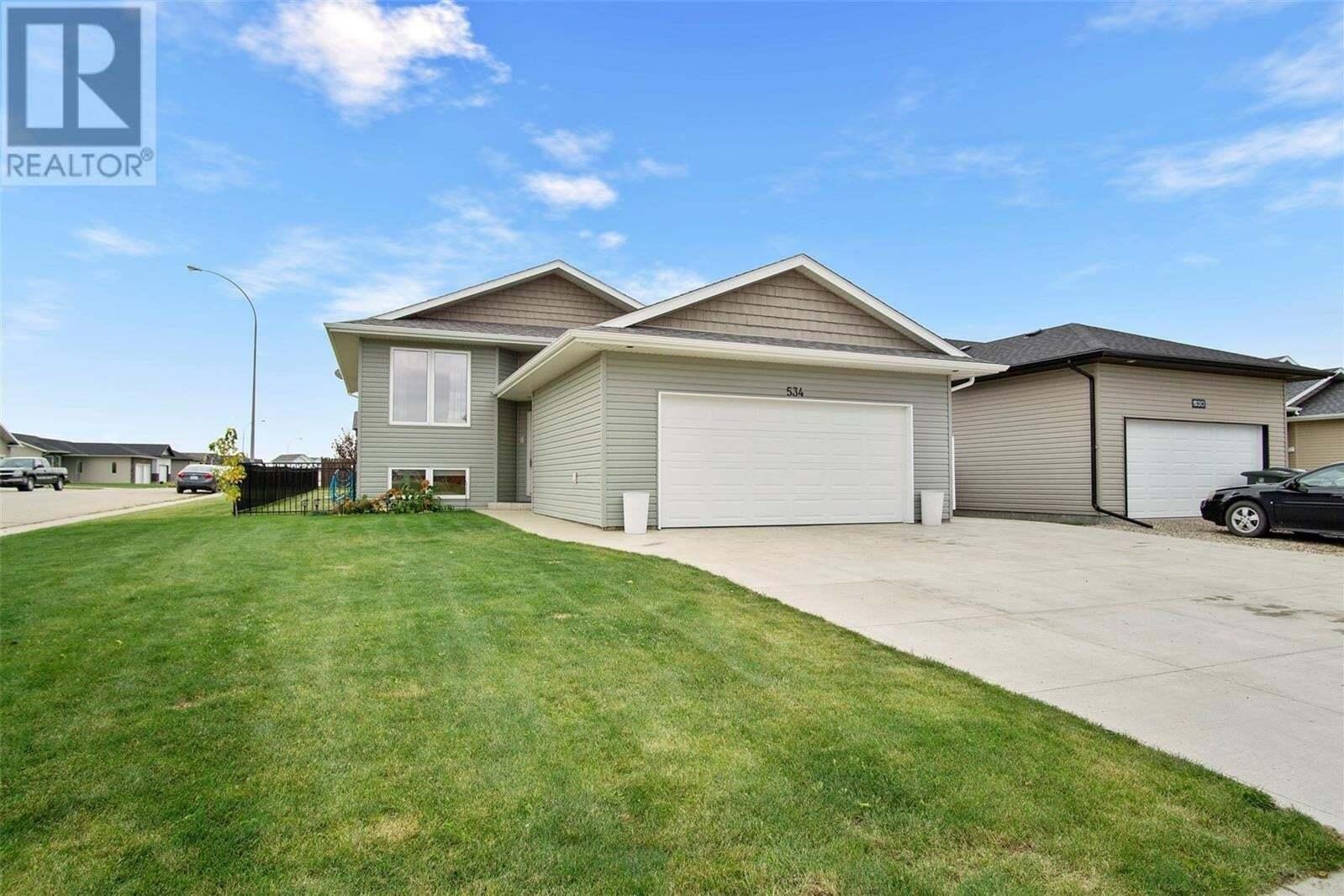 House for sale at 534 2nd St E Langham Saskatchewan - MLS: SK827878