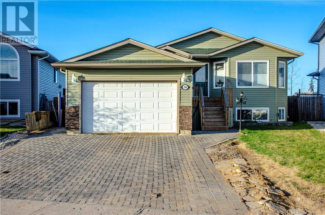 House for sale at 534 Athabasca Ave Fort Mcmurray Alberta - MLS: fm0166357