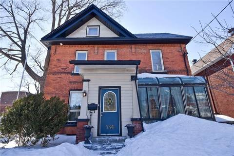 House for sale at 534 Bay St Ottawa Ontario - MLS: 1140514