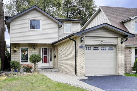 House for sale at 534 Creekview Circ Pickering Ontario - MLS: E4611643