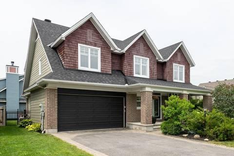 House for sale at 534 Erinwoods Circ Ottawa Ontario - MLS: 1159088