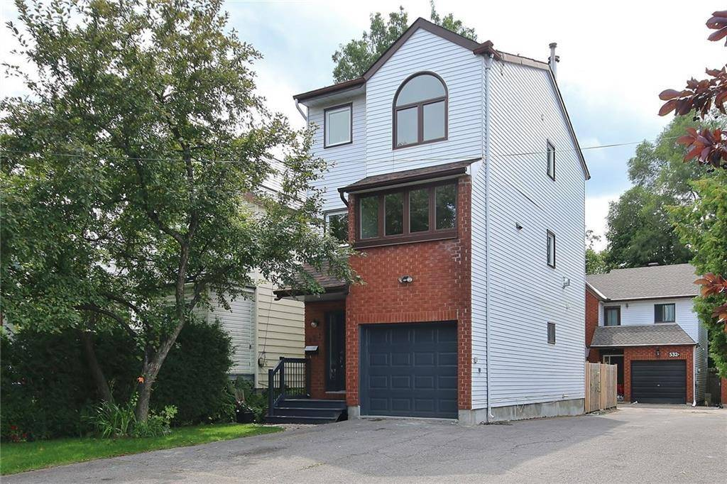 House for sale at 534 Hilson Ave Ottawa Ontario - MLS: 1163724