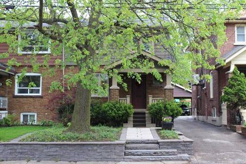 Townhouse for sale at 534 Millwood Rd Toronto Ontario - MLS: C4480826