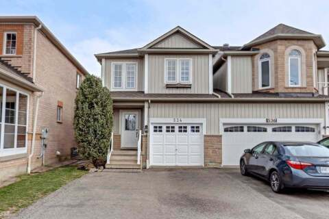 Townhouse for sale at 534 Rossellini Dr Mississauga Ontario - MLS: W4771000