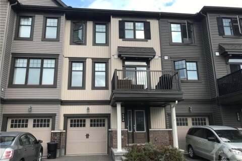 Home for rent at 534 Tungsten Te Ottawa Ontario - MLS: 1212481