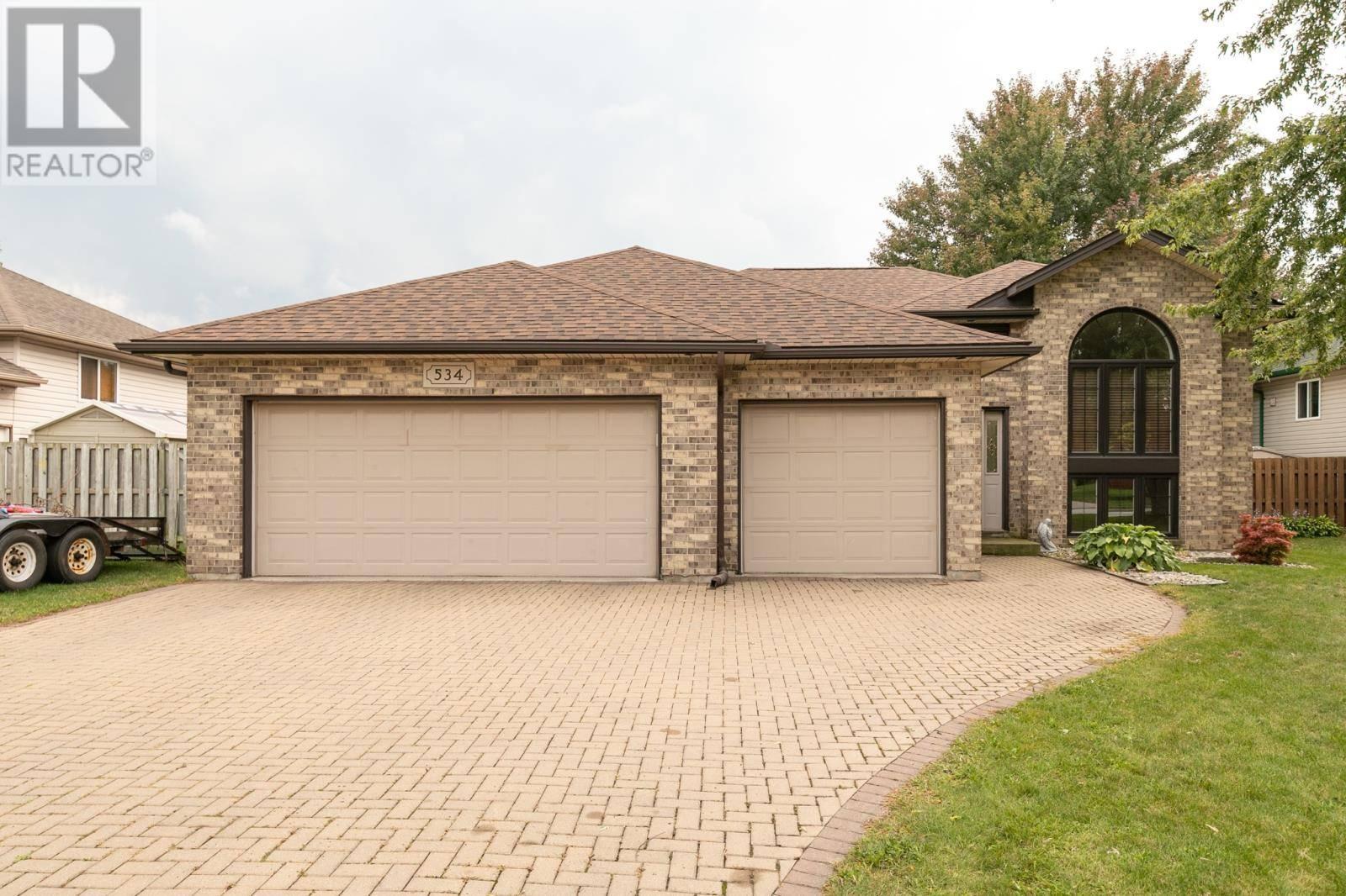 House for sale at 534 Vandernoot Ave Lasalle Ontario - MLS: 19025197