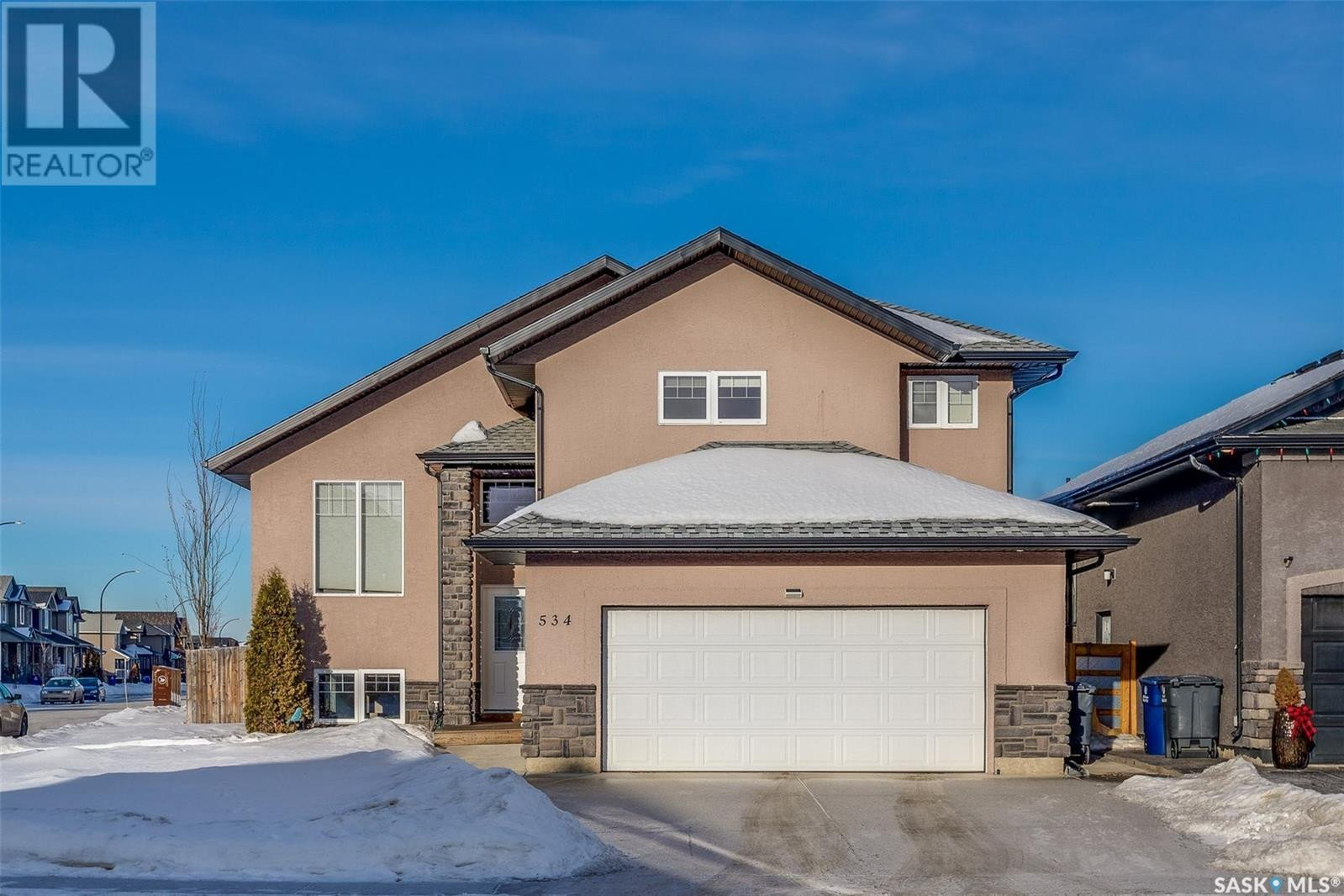 House for sale at 534 Willowgrove By Saskatoon Saskatchewan - MLS: SK838553