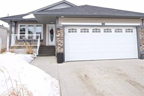 House for sale at 5346 42 St Wetaskiwin Alberta - MLS: E4140347