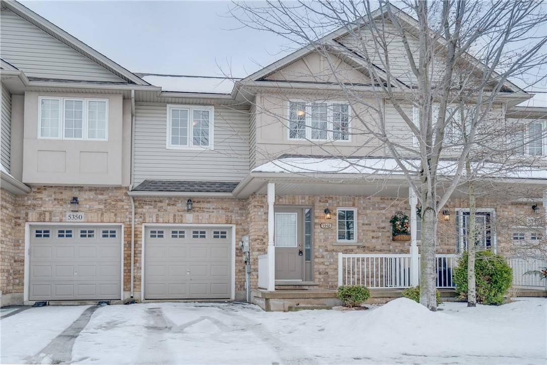 Townhouse for rent at 5348 Haldimand Cres Burlington Ontario - MLS: H4072315
