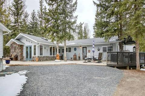 House for sale at 5348 Township Road 312  Rural Mountain View County Alberta - MLS: C4242658