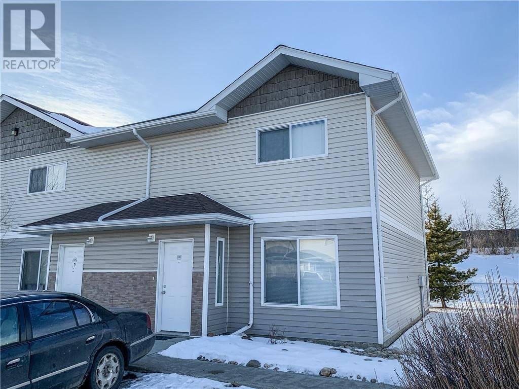 Townhouse for sale at 100 Jordan Pw Unit 535 Red Deer Alberta - MLS: ca0189350