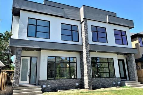 Townhouse for sale at 535 35a St Northwest Calgary Alberta - MLS: C4291334
