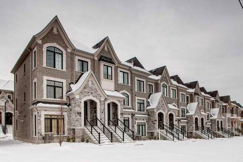 Townhouse for rent at 535 Carrville Rd Richmond Hill Ontario - MLS: N4461117
