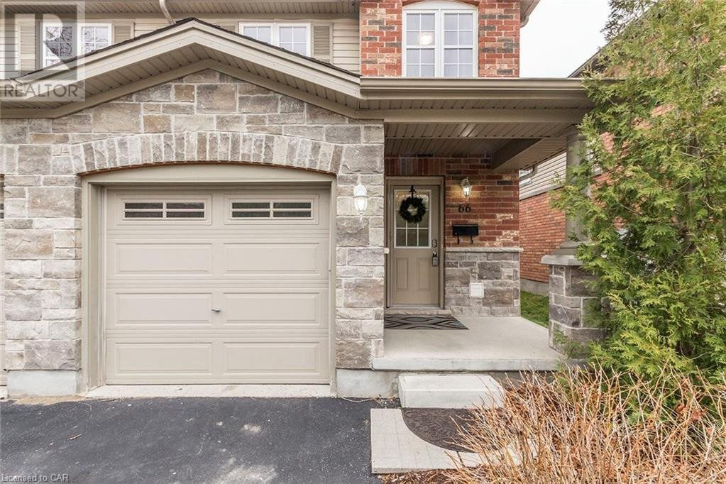 Townhouse for sale at 535 Margaret St Cambridge Ontario - MLS: 40047081