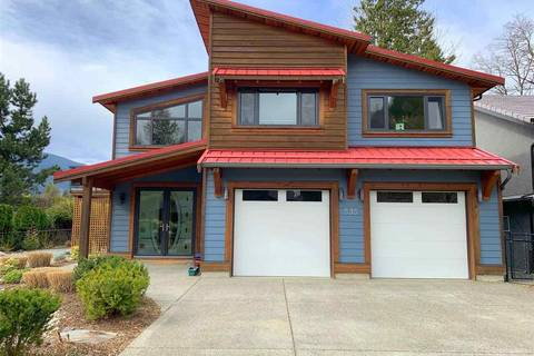 House for sale at 535 Naismith Ave Harrison Hot Springs British Columbia - MLS: R2359637