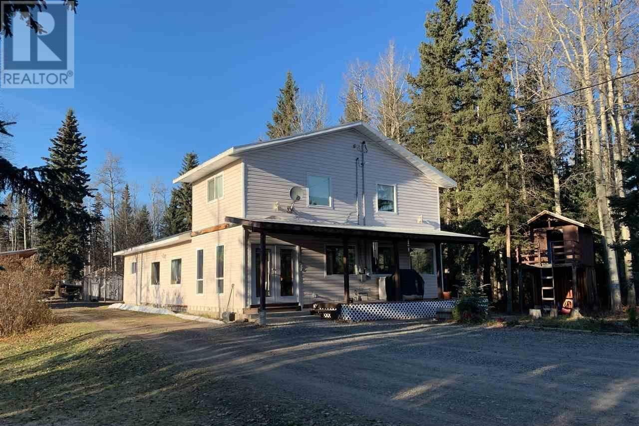 House for sale at 535 Nechako Ave Vanderhoof British Columbia - MLS: R2515929