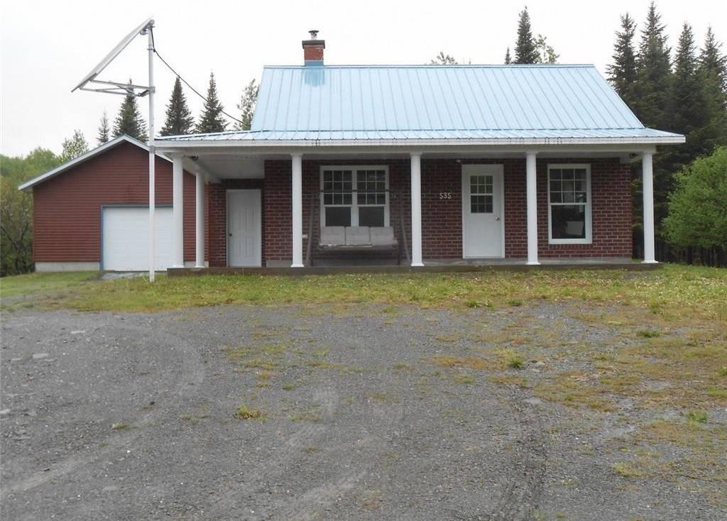 House for sale at 535 Ruisseau D'astou Rd Saint-jacques New Brunswick - MLS: NB027577