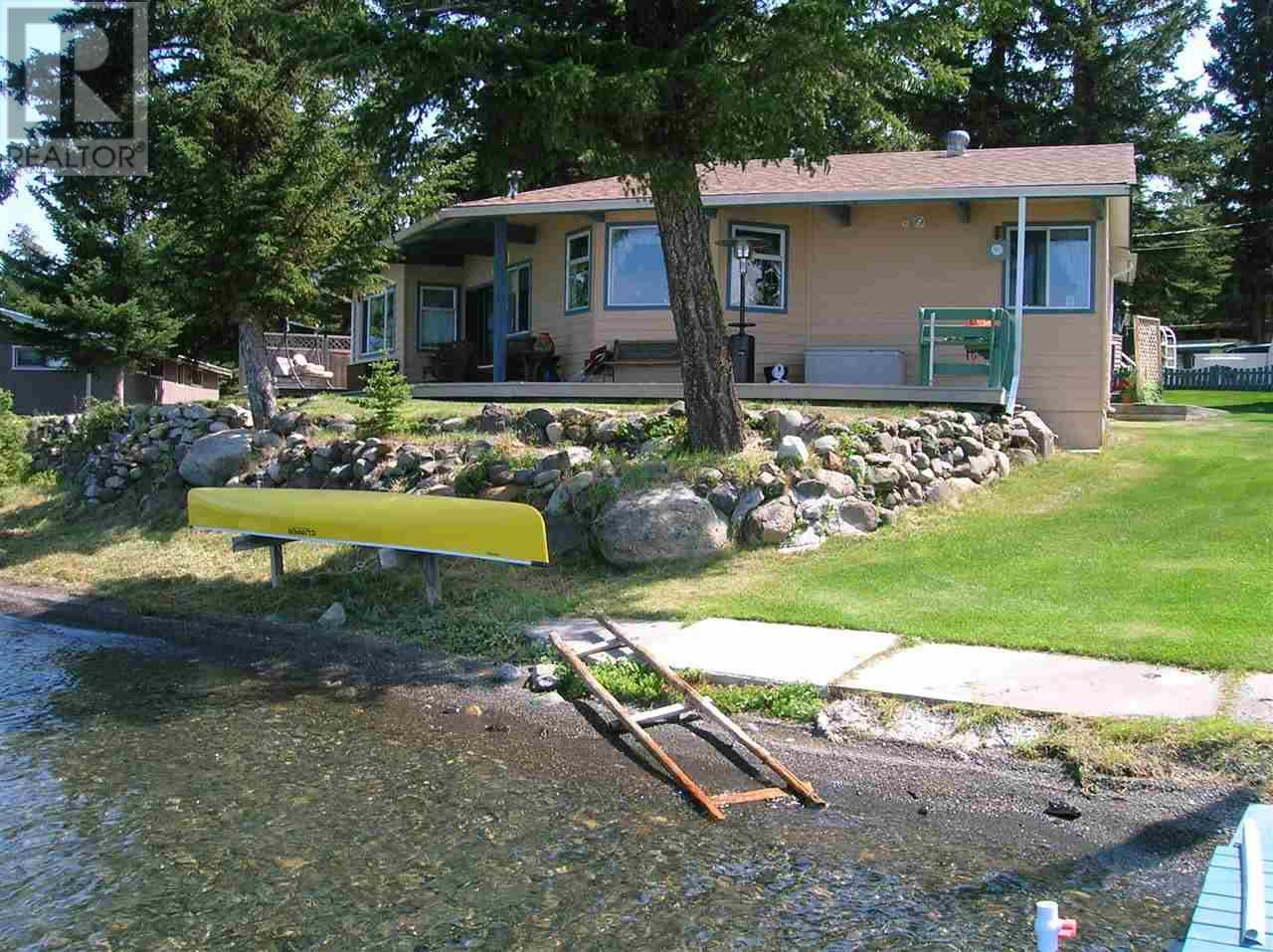 House for sale at 535 S Rd Lone Butte British Columbia - MLS: R2447368