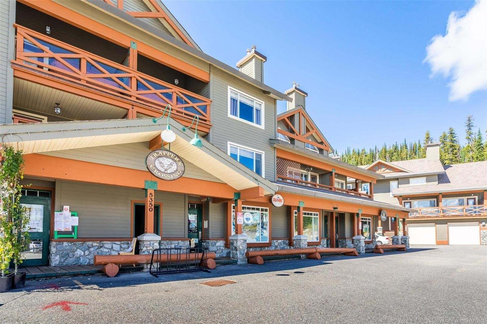 Townhouse for sale at 5350 Big White Rd Big White British Columbia - MLS: 10212836