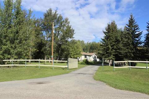House for sale at 53503 Range Rd Rural Parkland County Alberta - MLS: E4147256