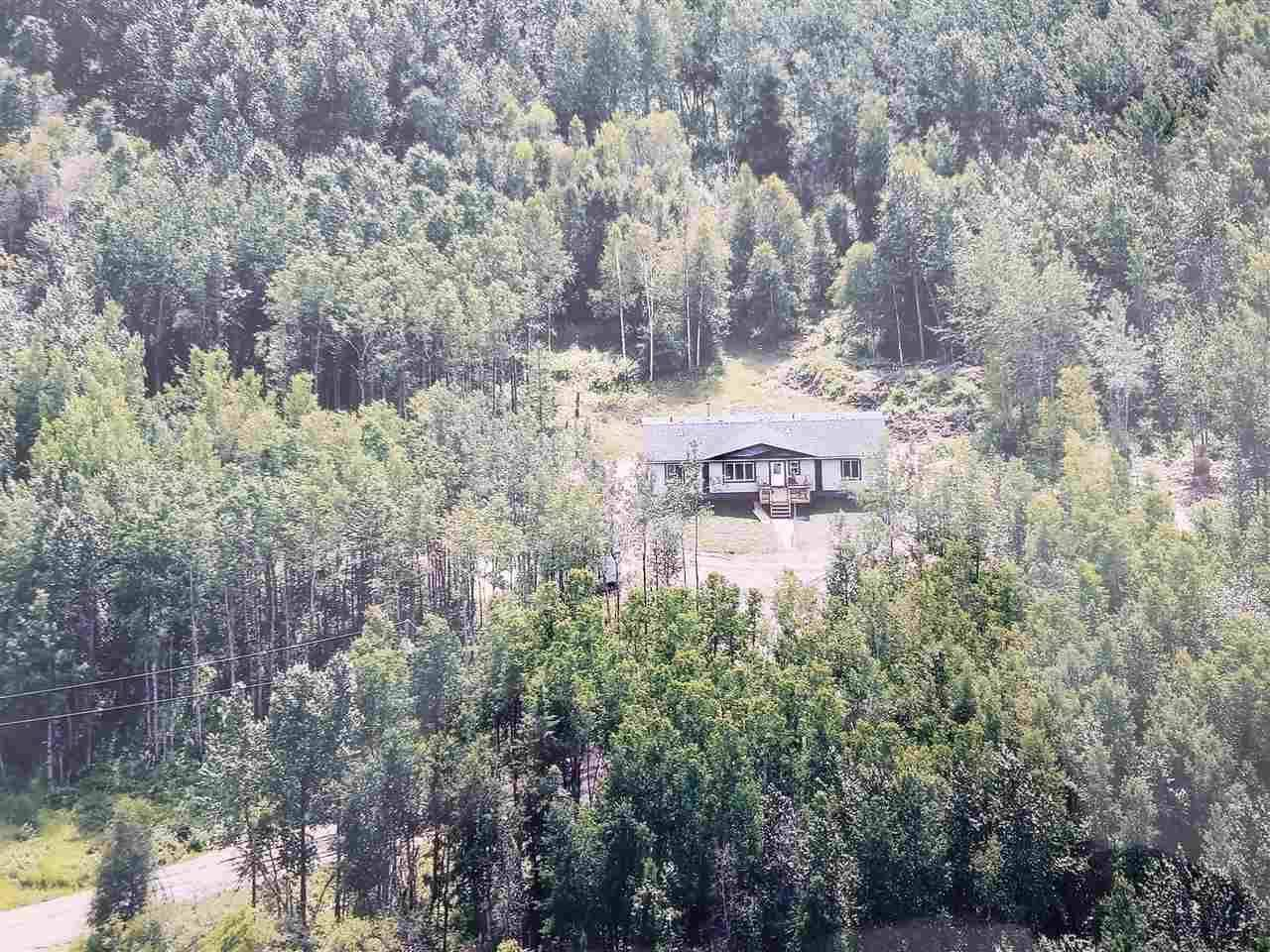 House for sale at 53508 Range Rd Rural Lac Ste. Anne County Alberta - MLS: E4187283
