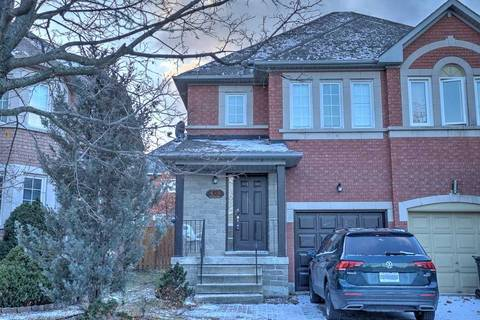 Townhouse for sale at 5352 Byford Pl Mississauga Ontario - MLS: W4652640
