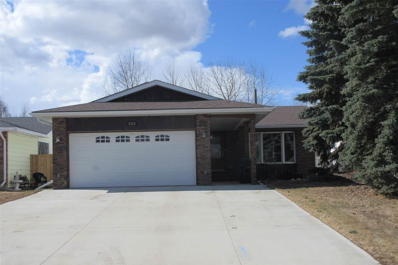 House for sale at 5353 65 St Redwater Alberta - MLS: E4221711