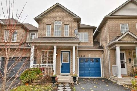 Townhouse for sale at 5358 Dryden Ave Burlington Ontario - MLS: W4628407