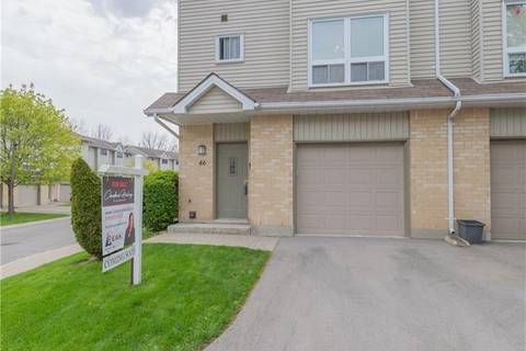 Home for sale at 46 Third St Unit 536 London Ontario - MLS: 193042