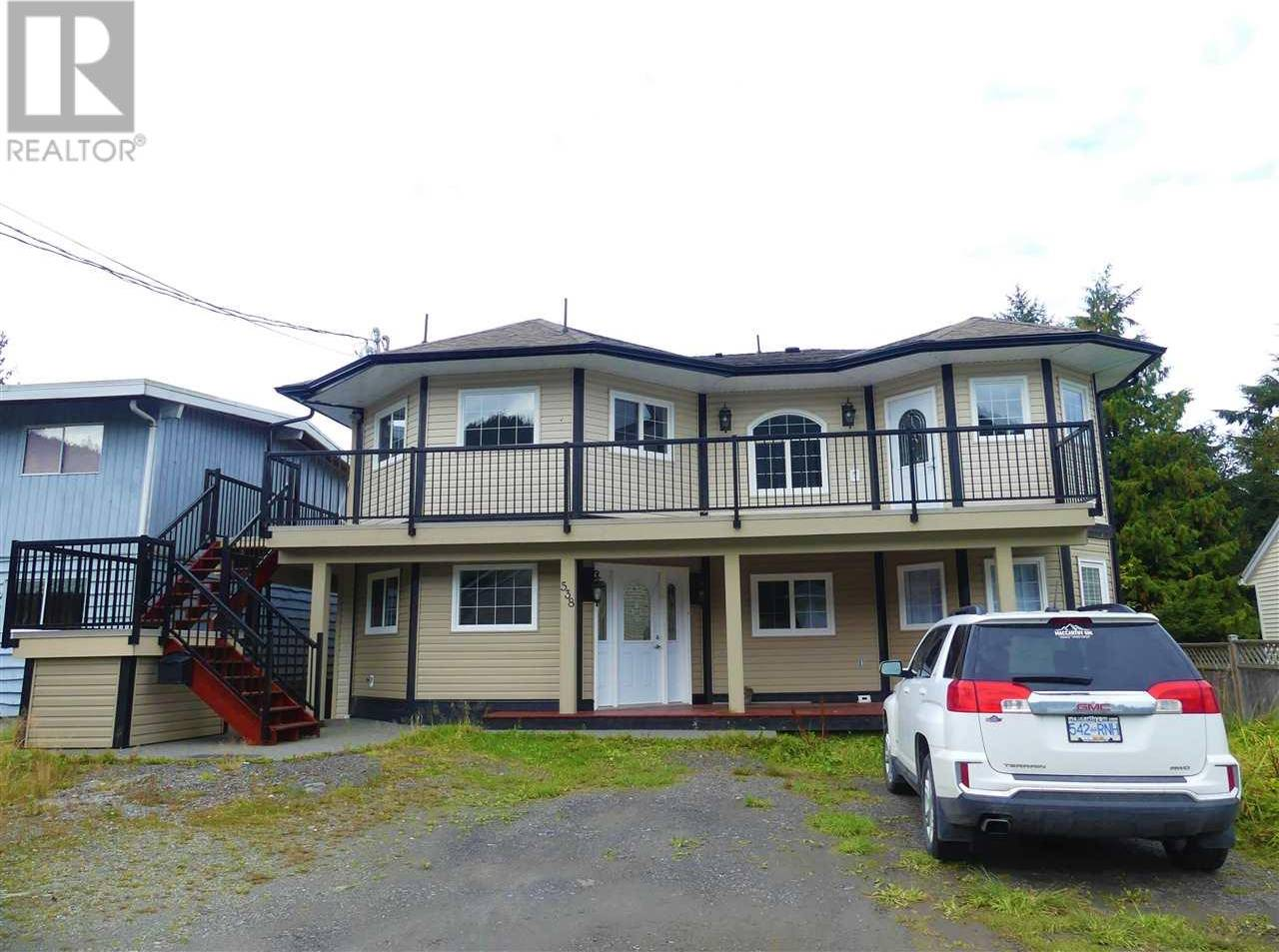 House for sale at 538 Sherbrooke Ave Unit 536 Prince Rupert British Columbia - MLS: R2408728