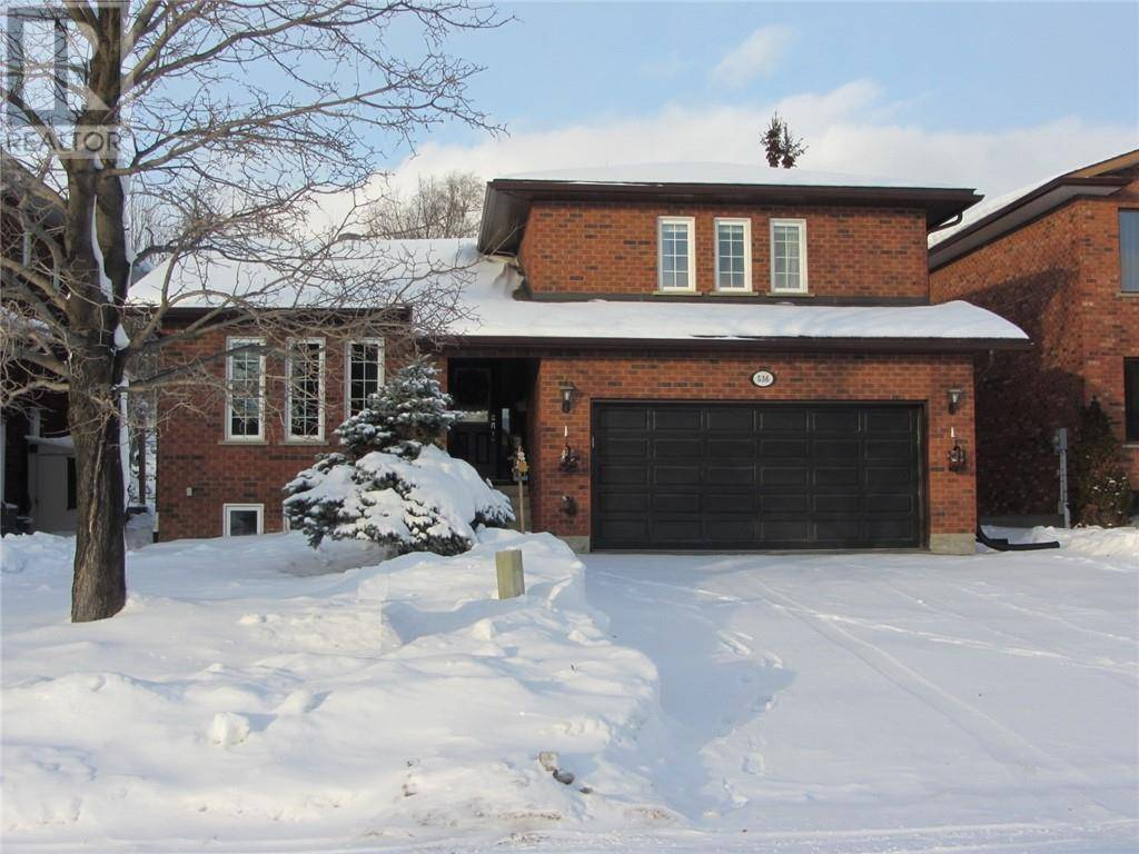 House for sale at 536 Brenda Dr Greater Sudbury Ontario - MLS: 2082179