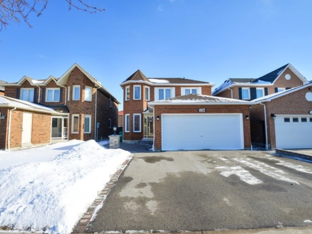 Sold: 536 Bud Gregory Boulevard, Mississauga, ON